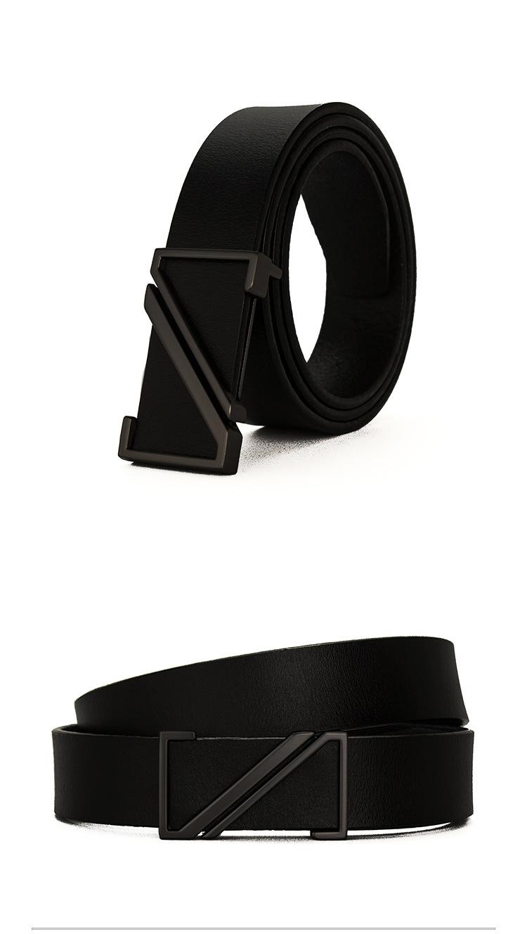 Thắt lưng đen 366 - 1