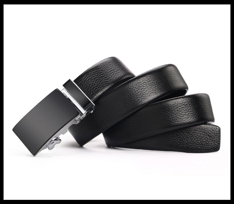 Thắt lưng đen 381 - 2
