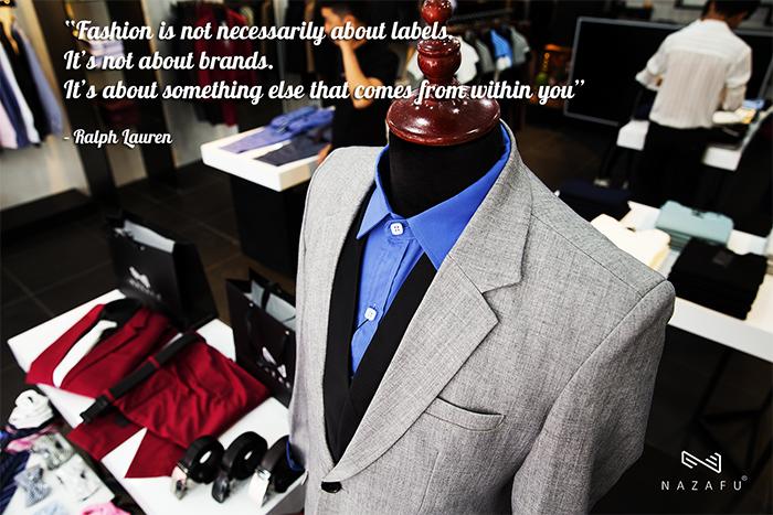Nazafu phong cách thời trang của người đàn ông trưởng thành - 1
