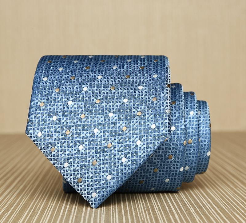 Cà vạt xanh 158 - 1