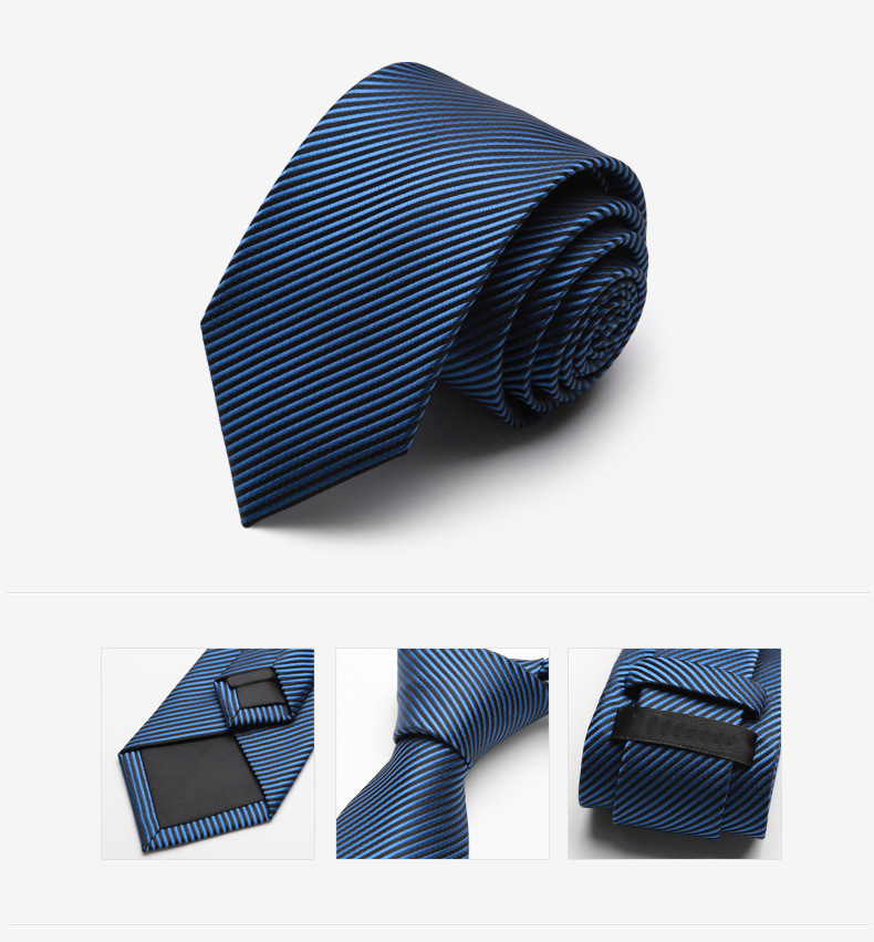 Cà vạt sọc 150 - 1