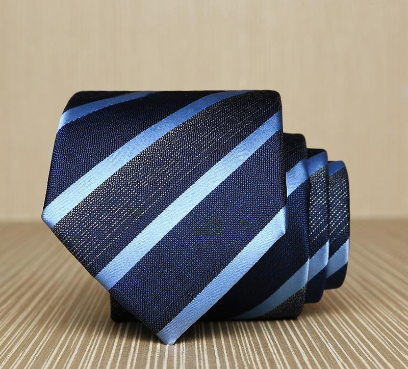 Cà vạt sọc 166 - 1