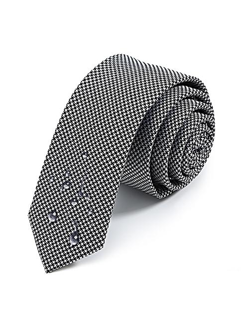 Cà vạt ca rô 46 - 1