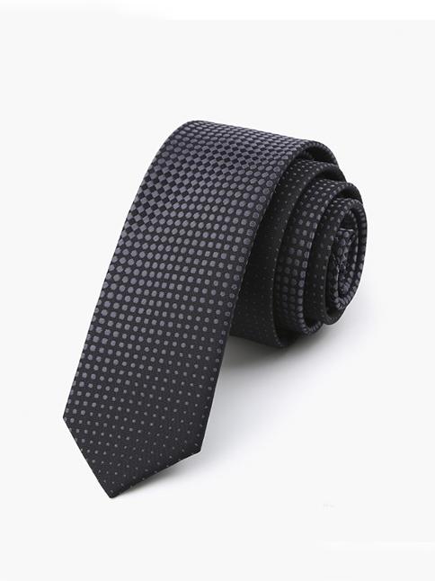 Cà vạt đen 73 - 1