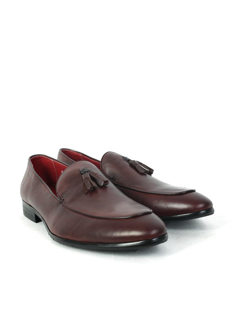 Giày nâu 196 - 1