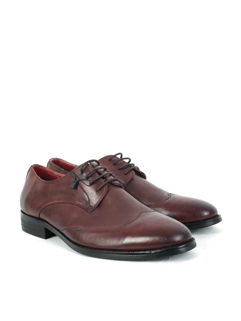 Giày màu bò đậm 195 - 1