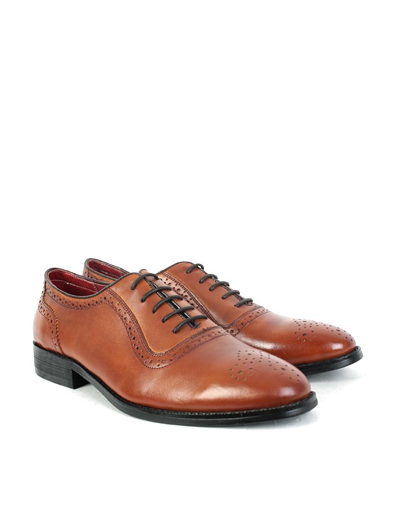 Giày màu bò 194 - 1