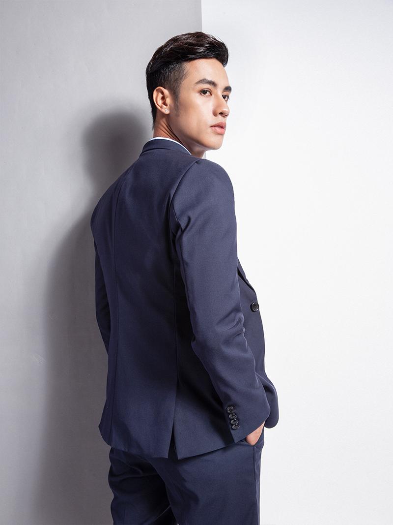 Áo vest xanh đen 1103 - 3