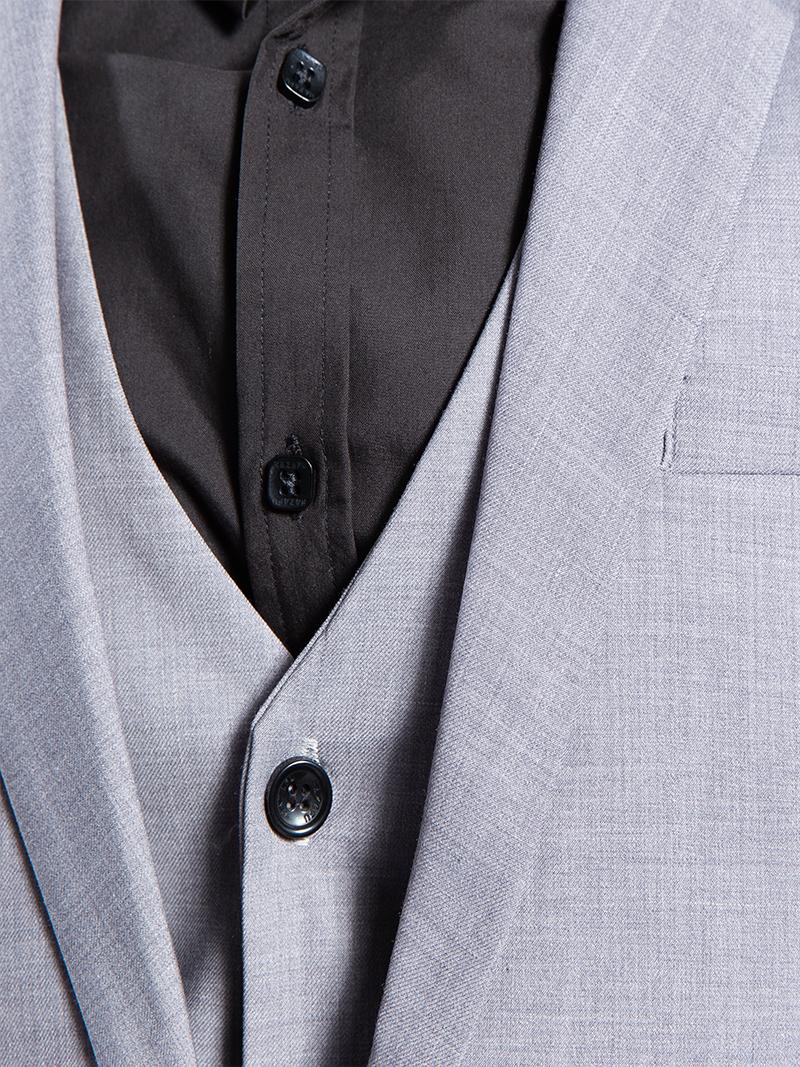 Áo vest xám 1103 - 3