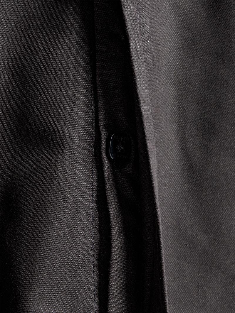 Áo sơ mi đen 980 - 5